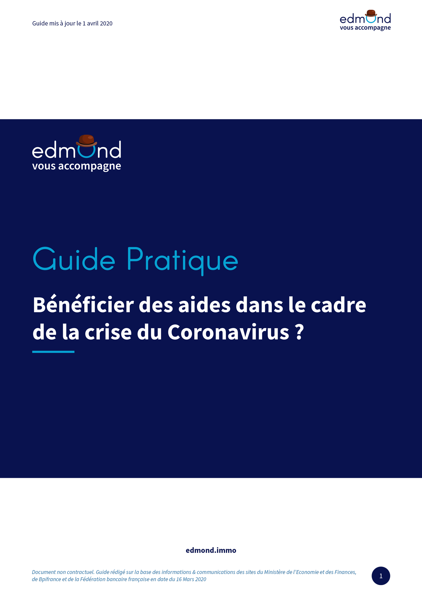 Guide des aides Edmond